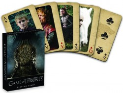 Picture of Game of Thrones Poker Cards First Edition