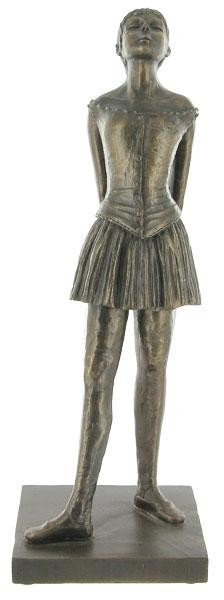 Picture of Degas Little Dancer Bronze Figurine