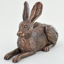 Picture of Violet Hare Bronze Sculpture (Harriet Glen)