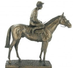 Picture of Sport of Kings Horse Figurine (David Geenty)