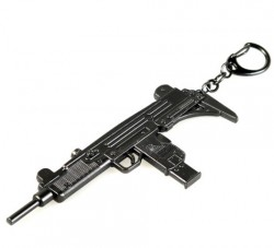 Picture of 9mm Submachine Gun Keyring