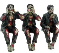Picture of Three Wise Zombies BESTSELLER