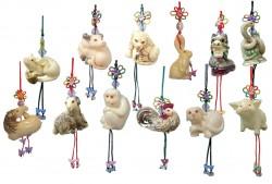 Picture of Zodiac Animal Pendants