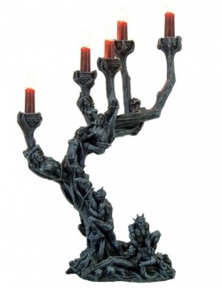 Picture of Hells Demon Orgy Candle Holder LARGE