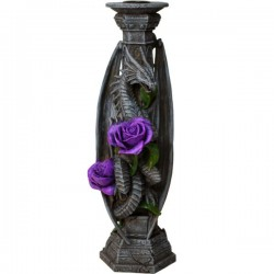 Picture of Dragon Beauty Candle Stick (Anne Stokes)