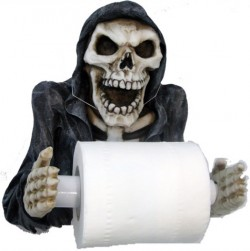 Picture of Grim Reaper Toilet Roll Holder
