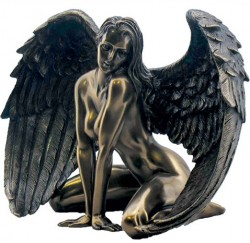 Picture of Passionate Angel Bronze Figurine