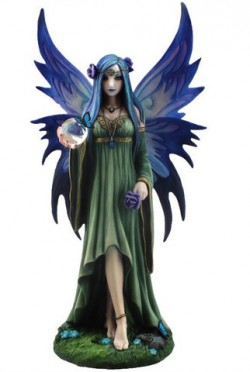 Picture of Mystic Aura Lady Figurine (Anne Stoke)